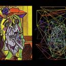 BRUNO dualpainting-Picasso-1ARTJAWS