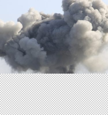 epa03593130   A handout photo made available by official Syrian agency SANA (Syrian Arab News Agency) shows a thick black pall of smoke filling  the air close to the site of a large explosion in the Syrian capital Damascus 21 February 2013.  State media reported a 'terrorist explosion' which has claimed casualties. The blast occured in the Mazraa district of the city.  EPA/SANA   EDITORIAL USE ONLY/NO SALES  EDITORIAL USE ONLY/NO SALES