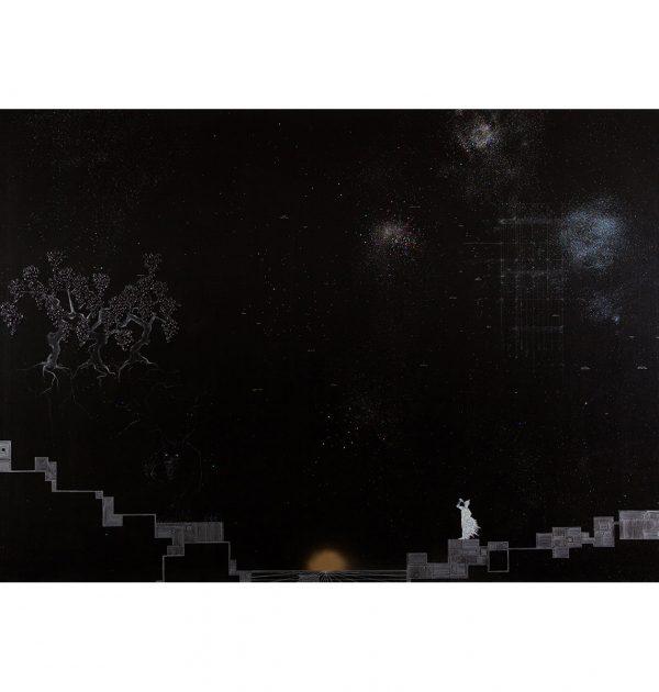 quantum sunset nebula_ARTJAWS
