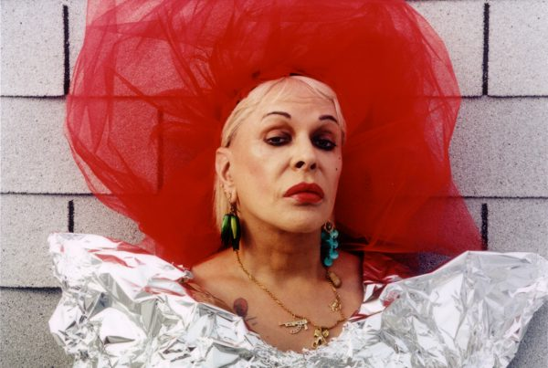 Genesis P-Orridge_M.Losier #1_ARTJAWS