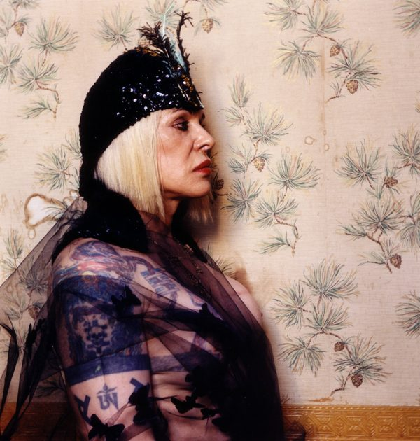 Genesis P-Orridge_Marie Losier #2