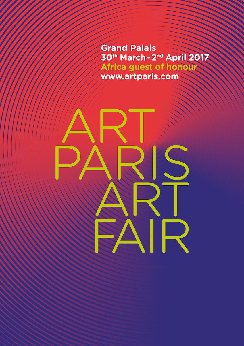 Art Paris Art Fair, from 30th March to 2nd April at the Grand Palais, in Paris