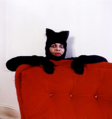 Genesis Breyer P-Orridge, The Cat #3 (in collaboration with Bernard Yenelouis)