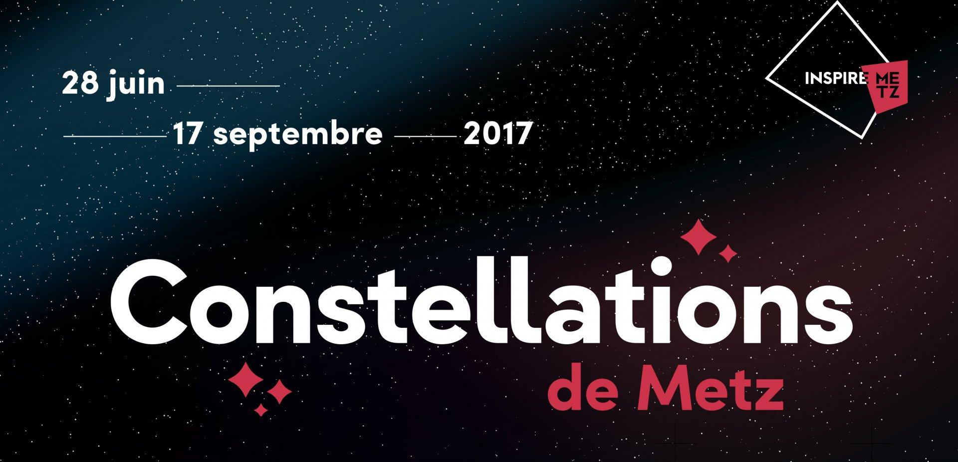 "The ""Digital Stones"" artistic program illuminates the heart of the Sainte-Croix hill in Metz until September 17th"