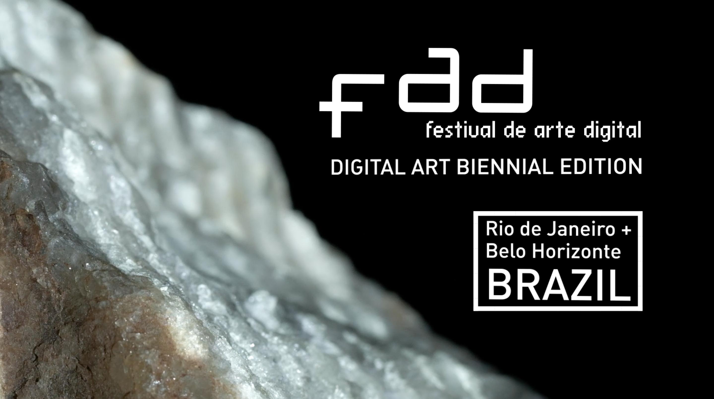 La Biennale d'Art Numérique 2018 FAD étend la date pour son appel à participation artistique jusqu'au 1er octobre 2017