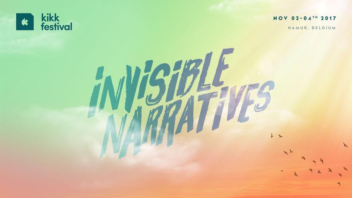 Cultures numériques et créatives sont à l'honneur du KIKK Festival à Namur