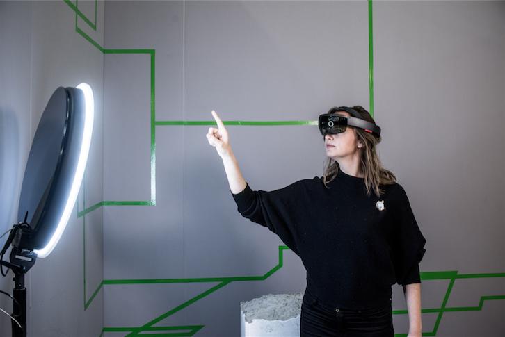 La représentation du corps par la technologie au sein de la section « Focus » de l'Armory Show 2018 de New-York