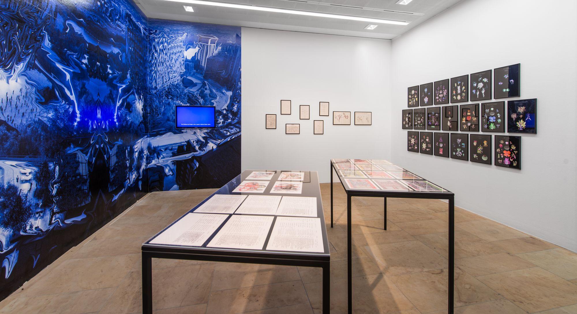 «Altered States», exploration des substances dans la société à travers l'art et la science au Kunstpalais Erlangen en Allemagne