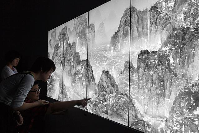 """2050. A Brief History of the Future"", artistic exploration of the humanity in the context of technological development at the National Taiwan Museum of Fine Arts"