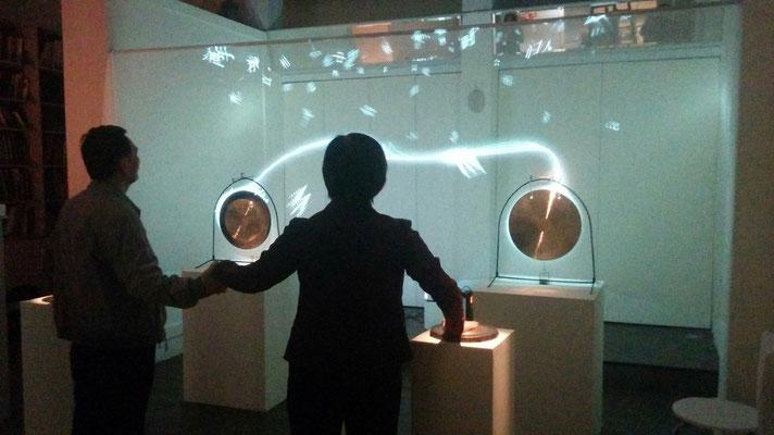 "Exhibition ""Recto VRso: Real Matter / Virtual Matter"" at the Laval Virtual Center"
