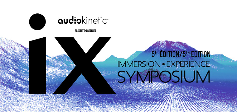 """The Conquest of Reality"", iX annual symposium on immersive experience at Montreal's Society for Arts and Technology"
