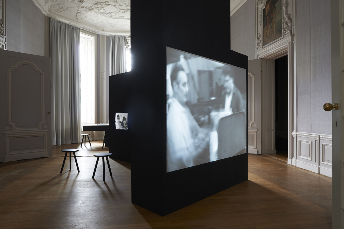 """""""Radical Software"""", video art and media ecology at the West Museumkwartier in The Hague, Netherlands"""