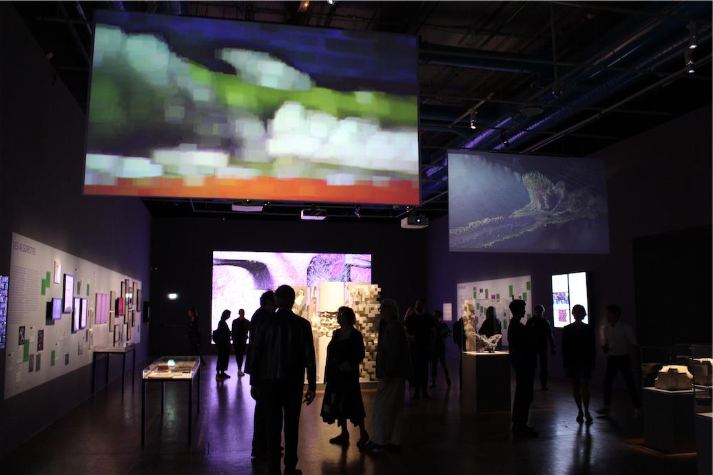 «Coder le Monde», liens entre les arts, la science, l'ingénierie et l'innovation au Centre Pompidou à Paris