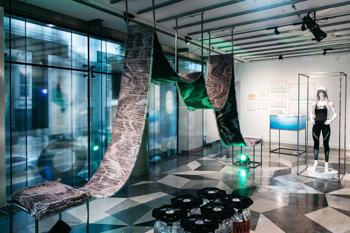 «Life At The Edges», exploration de la vie dans des environnements extraordinaires à la Science Gallery Dublin