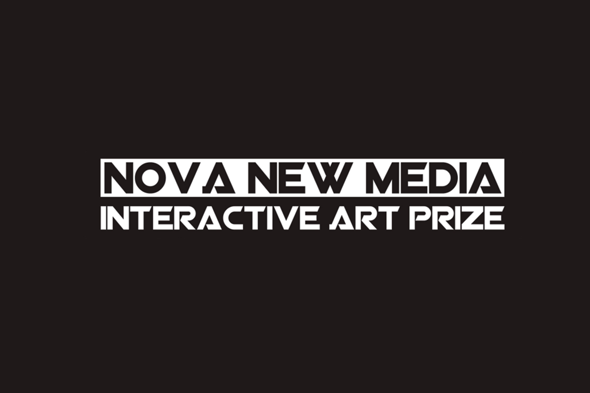 NOVA New Media Interactive Art Prize, a new call for entries for young artists which break the boundary between art and technology