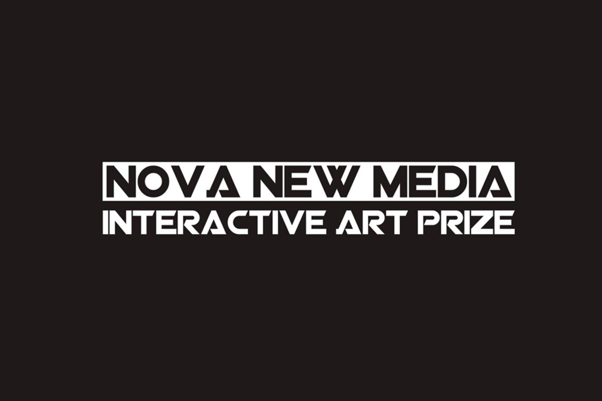 NOVA New Media Interactive Art Prize, un nouvel appel à candidatures à destination des jeunes artistes explorant la frontière entre art et technologie