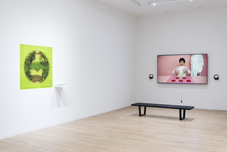 «Outside the Palace of Heavenly Purity», exploration artistique du travail, de la citoyenneté et de l'écologie en Chine à la galerie bitforms à New-York